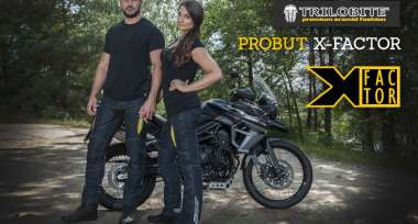 Představení novinky 2017: Trilobite jeans Probut X-factor