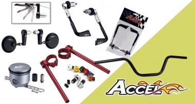 Doplnění skladu doplňky Accel