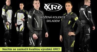 Nová kožená kolekce XRC skladem!