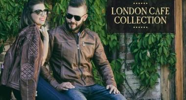 Novinka: London Cafe Collection skladem!