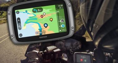 Navigace TomTom Rider 450 World z limitované edice skladem!