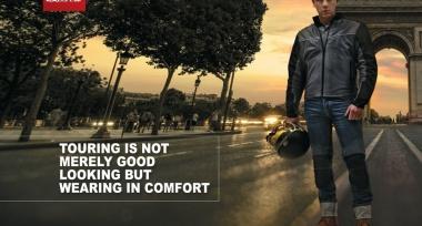Nové motocyklové boty Exustar skladem!