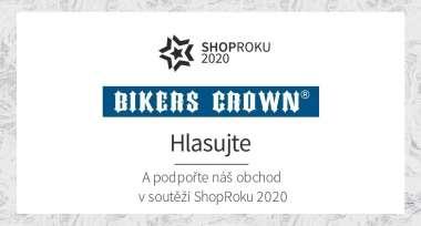 Podpořte Bikers Crown v soutěži ShopRoku 2020