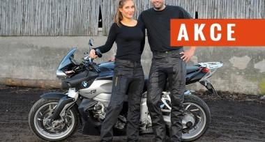 Pánské i dámské kalhoty Trilobite Consapho za akční cenu!