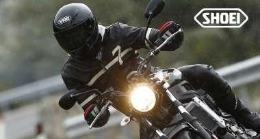 Shoei NXR - skvělá volba pro sportovně-cestovní motorky