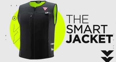 Přijímáme předobjednávky na Dainese Smart Jacket