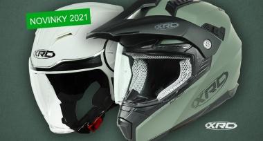 Nové helmy XRC skladem!