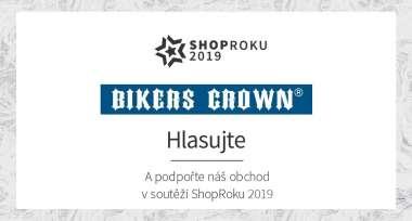 Podpořte Bikers Crown v soutěži ShopRoku 2019