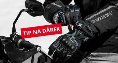 Nadělte pod stromeček pořádné rukavice na motorku