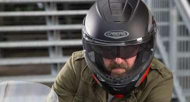 Náš tip: Výklopná helma Caberg Horus