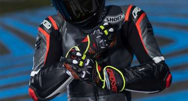 Sháníte rukavice na motorku?