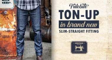 Revoluční kalhoty TON-UP nyní v novém SLIM-STRAIGHT střihu